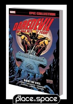 Daredevil Epic Collection Root Of Evil - Softcover
