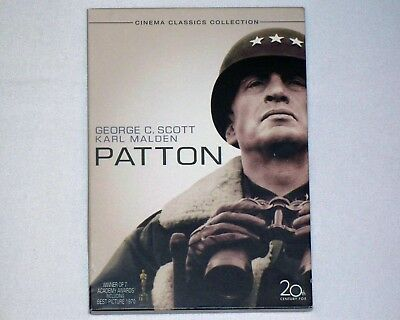 Patton DVD, 2006, 2-Disc Set, Special Edition Biography