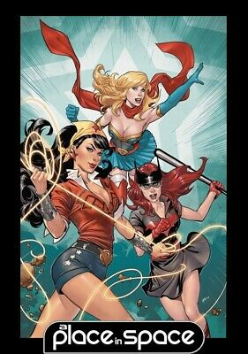 Dc Bombshells The Deluxe Ed Book 01 - Hardcover