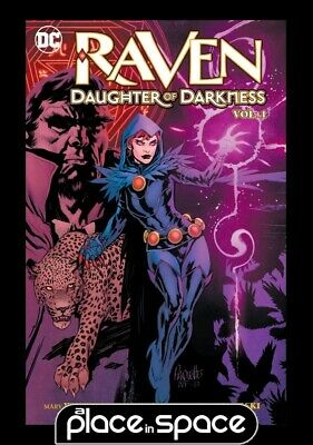 Raven Daughter Of Darkness Vol 01 - Softcover