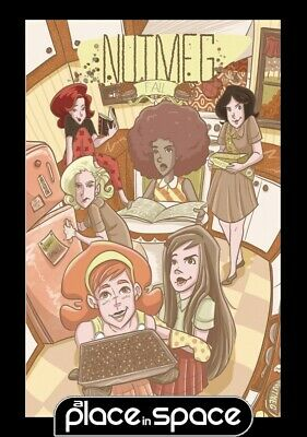 Nutmeg Fall Ed - Hardcover