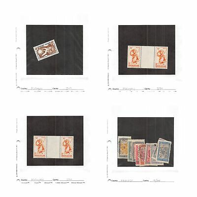 Lot of 68 Malagasy Mixed Condition Stamps #131350 X