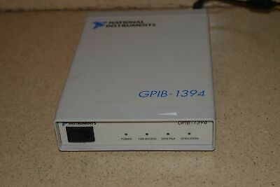 National Instruments Model Gpib-1394 P/N 185598C-01 (#53)