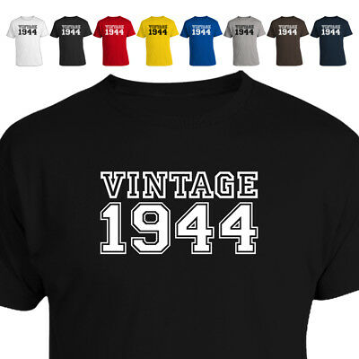 d42fb56e 75TH BIRTHDAY GIFT Vintage No 75 Long Sleeve T-Shirt Hoodie - $27.99 ...