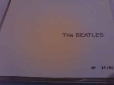 The Beatles White Album Numbered Edition 2 Cd 7 464432 With Booklet Free Uk Post