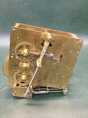 NOS Vintage FHS 351-020 75cm '75 Clock Movement Made in Germany