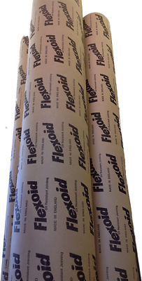 Flexoid Gasket Material - Any Thickness - 1000 mm x 500 mm