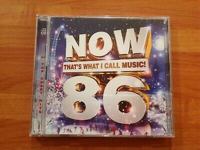 NOW that's what I call music 86 - CD double album