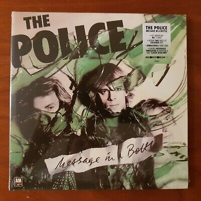 The Police ' Message In A Bottle  ' 7''   Rsd 2019  40 Th Anniversary