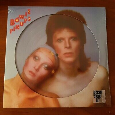 David Bowie ' Pinups - Pin Ups  -  Picture   ' Lp    Rsd 2019
