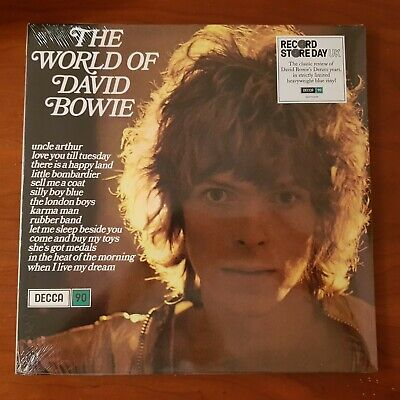 David Bowie ' The World Of David Bowie   ' Lp    Rsd 2019