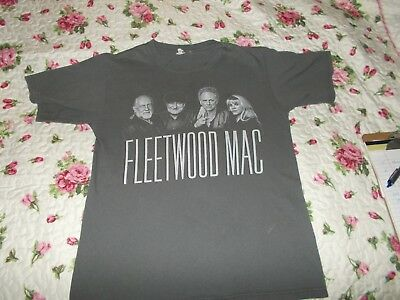 "Fleetwood Mac   "" Live 2013 ""  Tee  [   Small]         X"