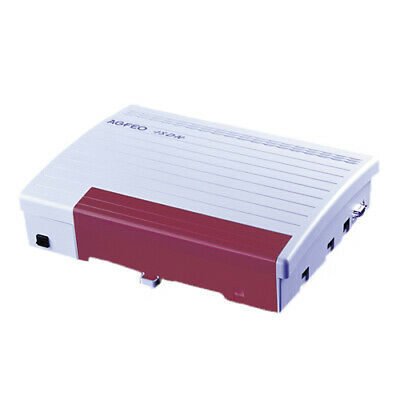Agfeo - AGFEO AS 181 Plus ISDN-System AS 181 Plus ISDN-System - ISDN: S0 in NEU