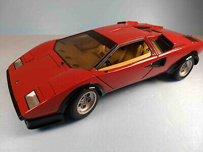 Kyosho Lamborghini Countach Diecast Car Red 1 18 Scale 69 00