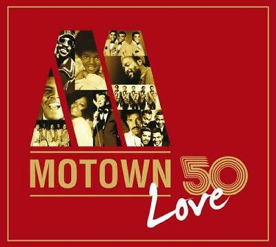 Motown 50 Love, Various Artist, Good Box set