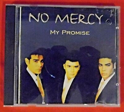 CD: No Mercy , My Promise , BMG 74321412272 , 1996 , Made in EC ,
