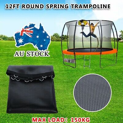 Replacement Trampoline Jumping Mat Round Outdoor Spring Spare 12ft foot AU