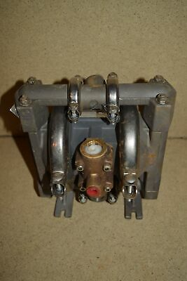 @@ Wilden M1 Pump & Engineering Co 125 Psi Diaphragm Pump (B1)