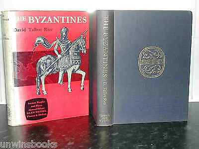 BYZANTINE Coins ARCHITECTURE Macedonia David Talbot Rice ARCHAEOLOGY Ancient ART