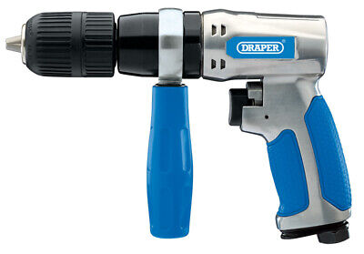 Draper 84121 | Keyless Reversible Air Drill (13mm) DAT-RAD13