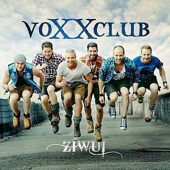 Voxxclub - Ziwui CD We Love Music NEW