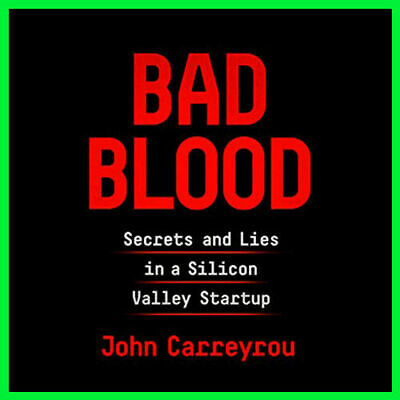 Bad Blood by John Carreyrou (E-BooK){PDF}⚡Fast Delivery(10s)⚡