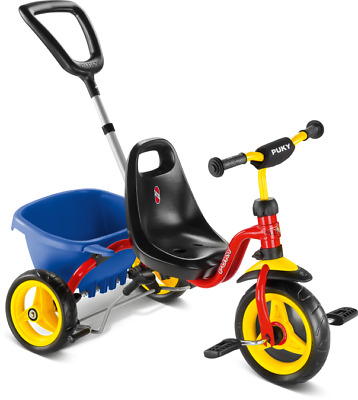 Dreirad mit Kippermulde CAT 1S Color Puky Nr.:2213 (30311) Tricycle,