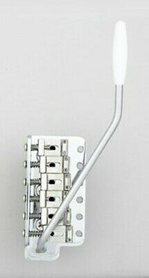 NEW - Gotoh GE101TS Vintage Style Tremolo, Steel Block - CHROME