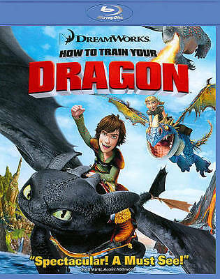 How to Train Your Dragon [Single Disc Edition] [Blu-ray]