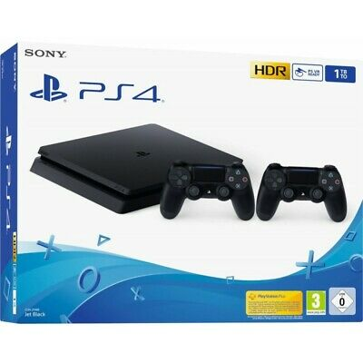 SONY GAMES PS4 1TB Chassis F + Secondo Dual Shock 4 - Console - PS4 - #0911
