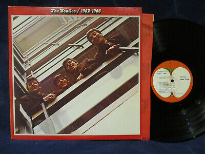 The Beatles 1962-1966 DBL LP EX