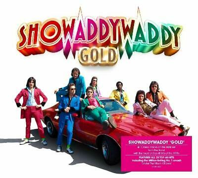 SHOWADDYWADDY GOLD 3 CD SET (61 TRACK COLLECTION) (Released April 19th 2019)