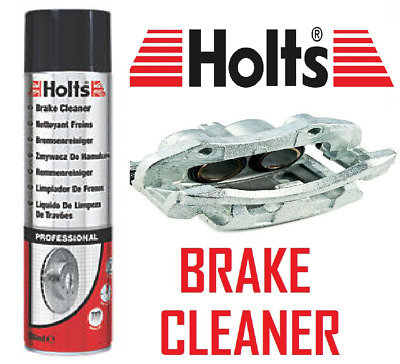 Holts Professional Brake Cleaner 600ml PRO25A Cans  - Free Tracked Delivery