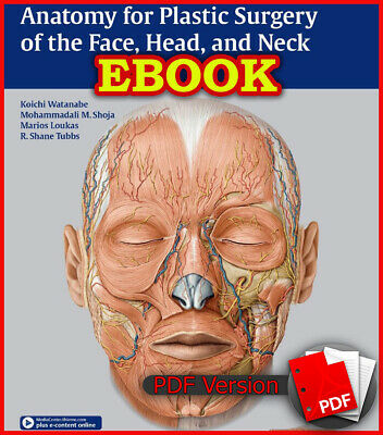 Anatomy for Plastic Surgery of the Face, Head and Neck 1st Edition (ebook_pdf)
