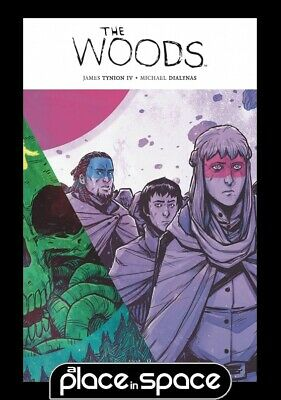 Woods Vol 09 - Softcover