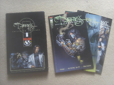 The Darkness Collected Editions Slipcase vol 1-3 Garth Ennis look unread Top Cow