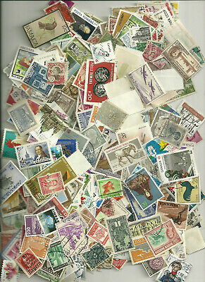 500 Worldwide Stamps,  All Different, No Us 45