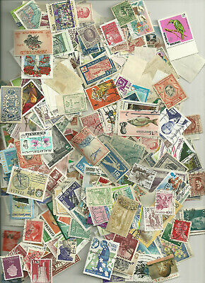 500 Worldwide Stamps,  All Different, No Us 46