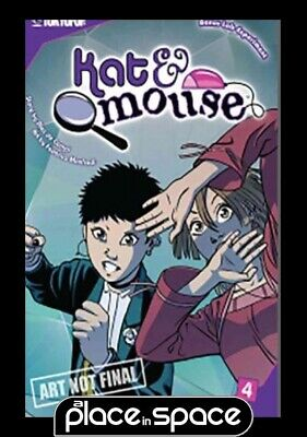 Kat & Mouse Vol 04 - Softcover