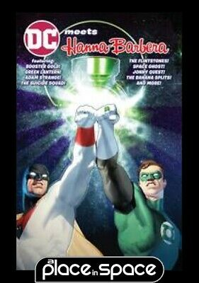 Dc Meets Hanna Barbera - Softcover