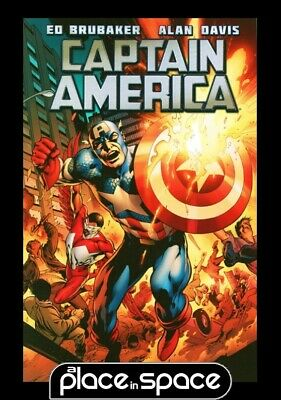 Captain America By Ed Brubaker Vol 02 - Softcover
