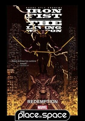 Iron Fist Living Weapon Vol 02 Redemption - Softcover