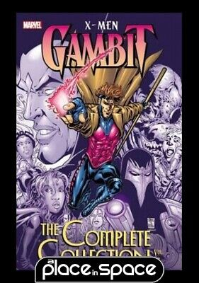 X-Men Gambit Complete Collection Vol 01 - Softcover