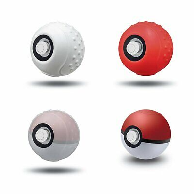 Silicone Protective Case Cover for Nintendo Switch Poke Ball Plus Eevee Game Bag