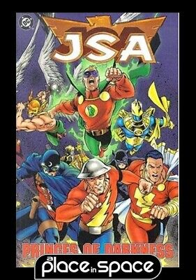 Jsa Vol 07 Princes Of Darkness - Softcover