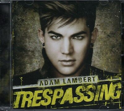 ADAM LAMBERT - Trespassing - CD Album