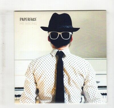 (IT363) Paperface, Mr Wrong - 2017 CD