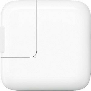 Apple iPad 12W USB Power Adapter (ONLY) - White