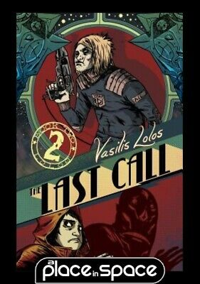 Last Call Vol 02 - Softcover
