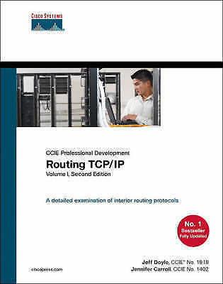 Routing TCP/IP, Volume 1: v. 1 (CCIE Professional Development Routing TCP/IP) by